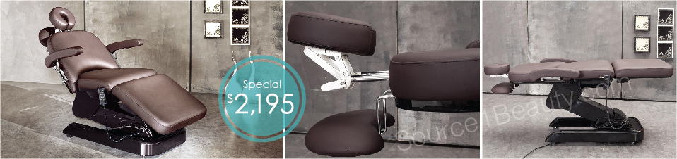 black all purpose spa chair special