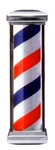 B & S MH-MC62 Salon Master Barber Pole