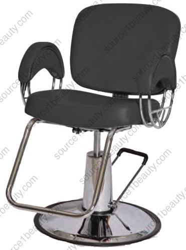 Hydraulic Styling Chair pibbs 6906a gaeta hydraulic styling chair - source one beauty