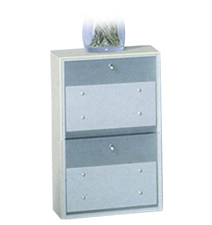 Gl028 Minorca Double Work Cabinet With Gl Fro