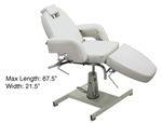 Pibbs HF803 Facial Chair H Base - Deluxe