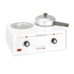Equipro, wax warmer, spa, salon, hair removal, wax, wax tank, wax pot, rapid heating